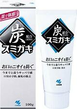Kobayashi Sumigaki Charclean Charcoal Power Toothpaste 100g Made in Japan