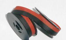 Hermes Baby 1000 Typewriter Ribbon - Black and Red Ink
