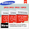 Bundle sale S EVO+ TF Flash MicroSD Memory Card 32GB 64GB C10 UHS-I 3/5/10 PCS