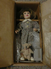 Boyds Bears Doll Collection Yesterdays Child Erica & Ferris #4809 - 12 inches