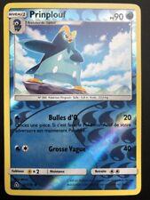 Carte Pokemon PRINPLOUF 33/156 REVERSE Soleil et Lune 5 SL5 FR NEUF