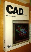 DONALD D. VOISINET-CAD 2a  EDIZIONE-TECNICHE NUOVE- 1988  -  SR26
