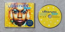 "CD AUDIO MUSIQUE / ULTRA NATÉ ""FREE"" 6T CD MAXI-SINGLE 1997 ELECTRONIC"
