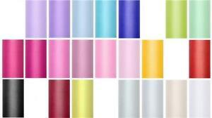 3 x Tulle Rolls 50cm x 9m - You Choose The Colours