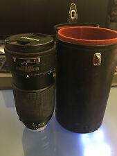 Nikon DX Zoom Nikkor 80-200 mm F/2.8 AF ED Objektiv