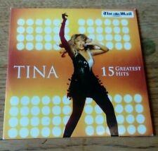 TINA TURNER 15 Greatest Hits CD Mail On Sunday 1995 15 Track Promo