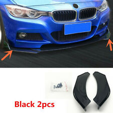 Car SUV Accessories Urethane Racing Style ABS Front Bumper Chin Lip Body Kit