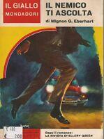 (Mignon G. Eberhart) Il nemico ti ascolta 1964 n.814