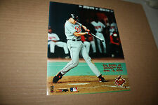 1d02aa7d4 BALTIMORE ORIOLES CAL RIPKEN JR.UNSIGNED 8X10 PHOTO POSE 1