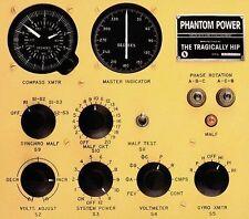 Phantom Power The Tragically Hip MUSIC CD