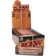 12 RAW 79 MM ROLLING MACHINES MADE OF HEMP PLASTIC