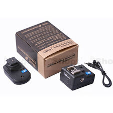 iShoot Radio Wireless Flash Trigger PT-04 for Canon Nikon Camera&Speedlite—1RX