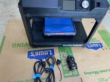 Makerbot Replicator  3d Printer, Plus Smart Extruder Works