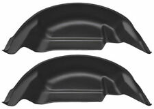 Husky Liners Black Rear Wheel Well Guards for 15+ Ford F150 - 79121
