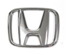 "1PCS Chrome Front Grille ""H"" Emblem For 2016 - 2018 HONDA CIVIC Sedan 4DR"