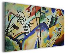 Quadro Wassily Kandinsky vol XVI Quadri famosi Stampe su tela riproduzioni arte