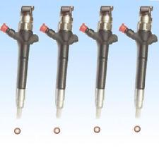 4 x Iniettore Denso 095000-5890 Toyota Land Cruizer 3.0 D-4d 23670-30080