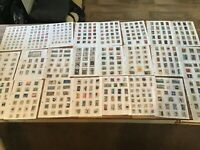 Germany Stamps German Commemorative Brd bundespost 25 packed leaves lot #T4