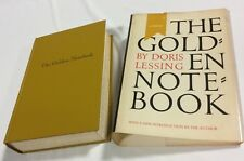 The Golden Notebook Nobel Prize Writer Doris Lessing  HB Book Club Edition