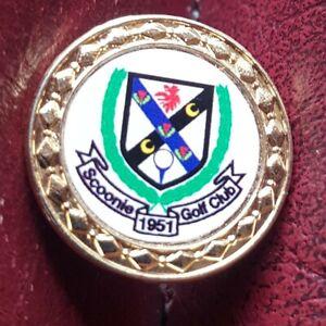 Scoonie Golf Club Ball Marker