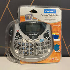 Dymo LetraTag LT-100T Personal Label Maker QWERTY Keyboard BRAND NEW UK