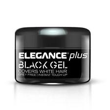 Gel Black Hair Colouring