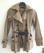 ZARA Mantel Gr. M Damen Trenchcoat Übergangsmantel Coat