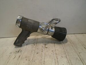 Elkhart Pistol Grip Adjustable Fire Nozzle - 1-1/2