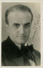 Romuald JOUBÉ (Actor): Signed Photograph