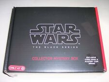Star Wars Black Series Target COLLECTOR BOX w/First Order Elite Snowtrooper New