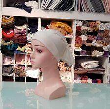 Damen Bone Unterkopftuch  Khimar muslim Tuch Hijab islam Anti-Rutsch Baumwolle