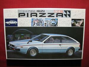 1981 Isuzu Piazza XE Bandai 1/20 Japan Motorized Model Kit Vintage Rare
