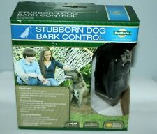 PETSAFE STUBBORN DOG BARK CONTROL STATIC CORRECTION SMALL MEDIUM LARGE BREEDS