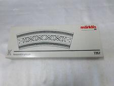 Marklin 7267 HO Curved Bridge Ramp