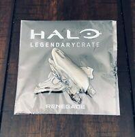 Banshee Enamel Pin Halo Legendary Loot Crate RENEGADE April 2019 EXCLUSIVE NEW