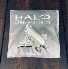 Banshee Enamel Pin Halo Legendary Loot Crate RENEGADE April 2019 EXCLUSIVE NEW