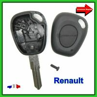 Coque Clé Télécommande Plip Pour Renault Scenic Clio Megane Kangoo Twingo cr1620