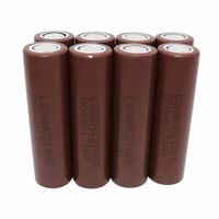 8X 18650 INR 3000mAh Li-ion Battery Rechargeable Flat Top High Drain