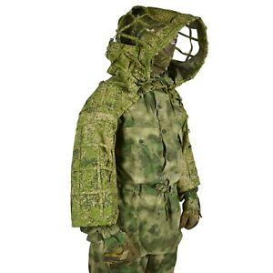 """Disguise Sniper Coat """"Scorpion"""" / Viper Hood color Ratnik 6SH122 Summer"""