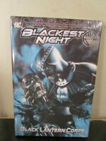 BLACKEST NIGHT: BLACK LANTERN CORPS VOL 1 HARDCOVER Batman Superman DC COMICS HC