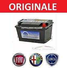BATTERIA AVVIAMENTO ORIGINALE Mopar Fiat Alfa Romeo Lancia Start Stop 70AH 620A