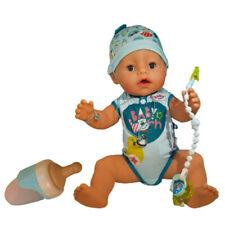 Baby Born Puppe Boy Soft Touch Spielpuppe Weich mit Zubehör 43 cm Babypuppe