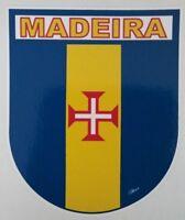 "MADEIRA Decal 3""x4"""