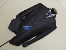 NWT E.J Samuel Soprano Men's 4 button PEAK lapels jacket 42 R