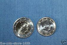 1 + 2 Euro Monaco 2016 Fürst Albert II. Münze Kursmünze Kursmünzen Euromünze RAR