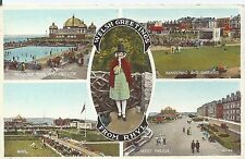 Postcard - Rhyl Wales