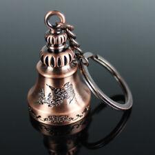 1X Retro Jingle Bell Wind Chime Key Ring Keyring Keychain Bag Pendant Gift