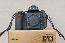 Nikon F6 35mm SLR Film Camera [ body only ]