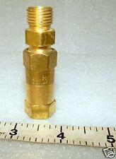 flash back Valve outlet  oxygen Check valve  88-6CVRR