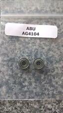 ABU GARCIA 6500 CS PRO ROCKET BAITCASTER. REPLACEMENT BEARING KIT. (QTY 2)